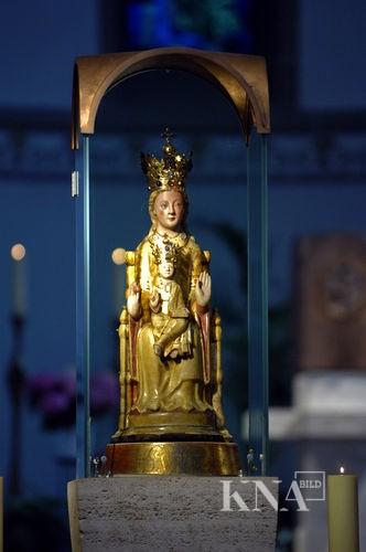 Maria Gottesmutter